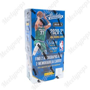 2020-21 Panini Absolute Memorabilia Basketball box