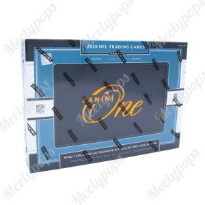 2020 Panini One Football Box