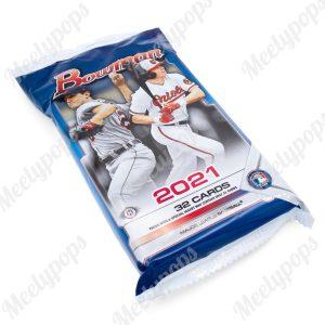 2021 Bowman Baseball Jumbo HTA pack