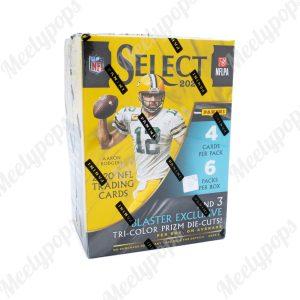 2020 Panini Select Football Blaster box