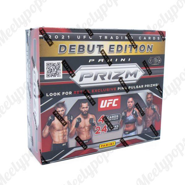 2021 Panini Prizm UFC box