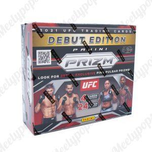 2021 Panini Prizm UFC Retail box