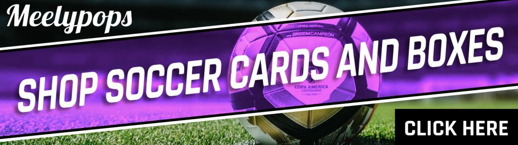 Shop Soccer Cards and Boxes