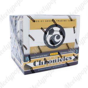 2020-21 Panini Chronicles Soccer box
