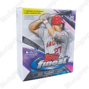 2021 Topps Finest Baseball Mini Box