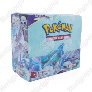 Pokemon Sword and Shield Chilling Reign Booster Box