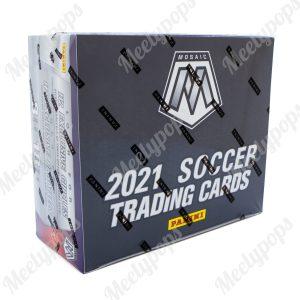2020-21 Panini Mosaic UEFA Euro Soccer H2 Hybrid box