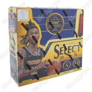 2020-21 Panini Select Basketball box