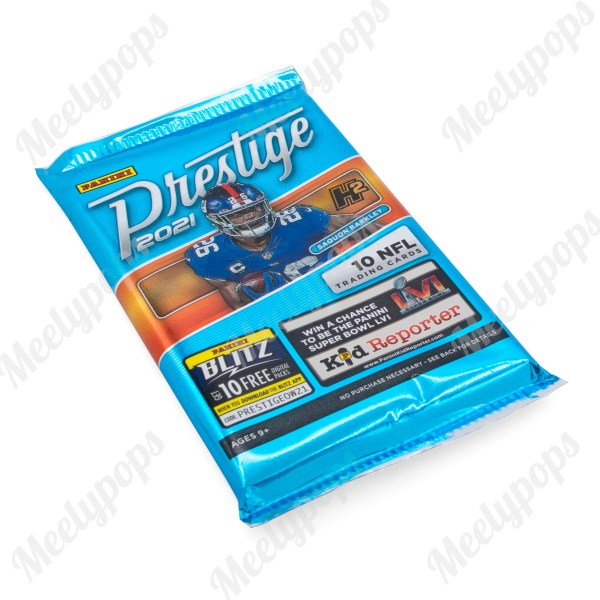 2021 Panini Prestige Football H2 pack