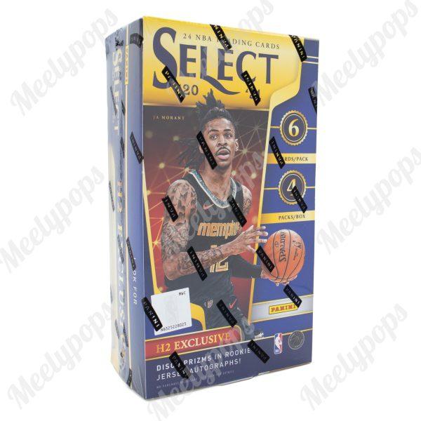 2020-21 Panini Select Basketball H2 Hybrid box