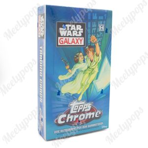 2021 Topps Star Wars Chrome Galaxy Box