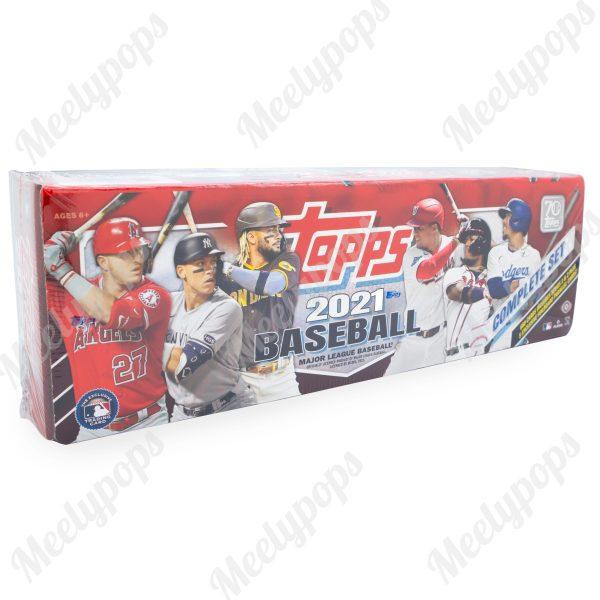 2021 Topps Complete Baseball Factory Set Box