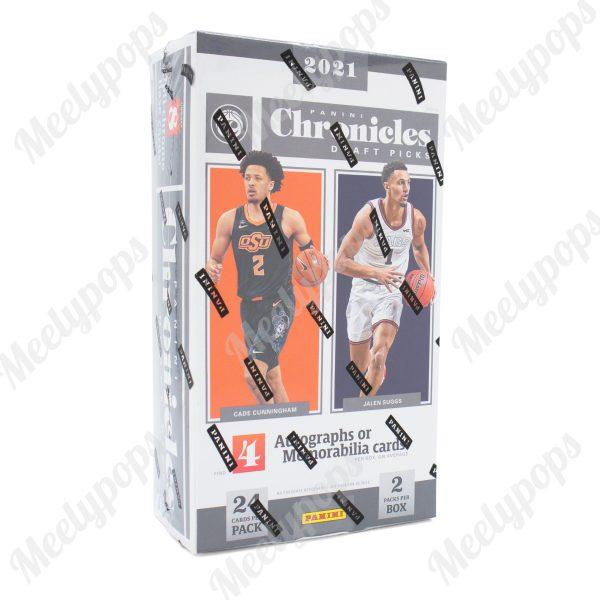 2021-22 Panini Chronicles Draft Picks Basketball Hobby Box