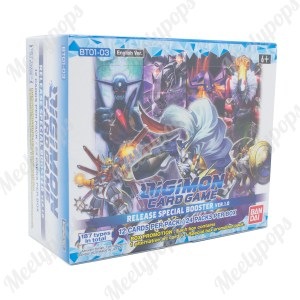Digimon Ver. 1.0 Release Special Booster Box