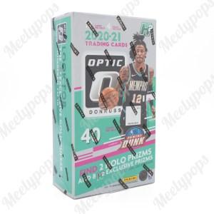 2020-21 Panini Donruss Optic Basketball H2 box