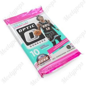 2020-21 Panini Donruss Optic Basketball H2 pack