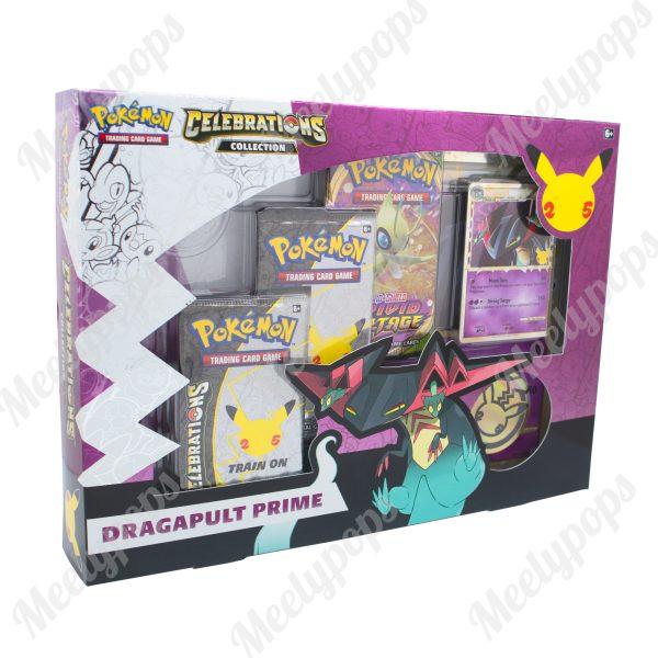 Pokemon Celebrations Dragapult Prime Box
