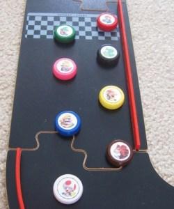 Pitch Kart. 7 y 10 años. 4 jugadores.