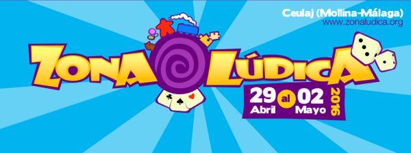 Cartel promocional Zona Lúdica 2016