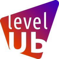 Level Ub. Logo del evento.