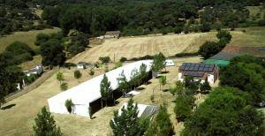 Vista de las instalaciones