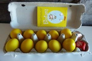 La danza del huevo. Tuneada