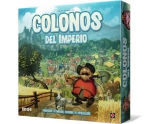 Los Colonos del Imperio. 1 jugador. Modo campaña en solitario