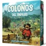 Los Colonos del Imperio. 3 jugadores. 8 y 11 años.