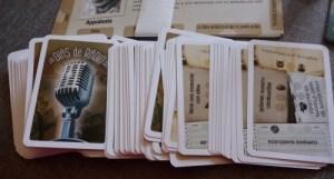 Días de Radio. Cartas de narración