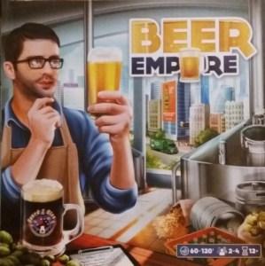 Beer Empire. 3 jugadores. 9 y 12 años.