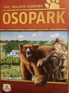 Oso Park. Portada