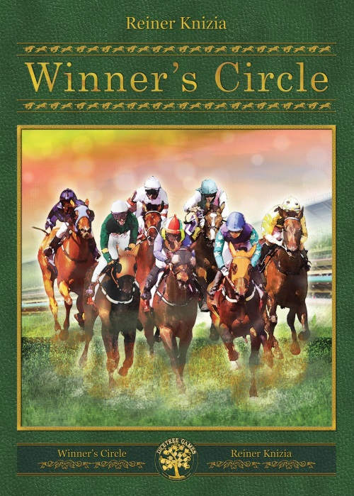 Winners Circle. Portada