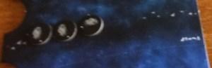 Cosmogénesis. Un cinturón de asteroides