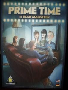 Prime Time. 2 jugadores. 12 años.
