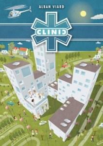 CliniC. Portada de la caja