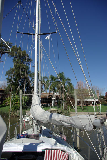 Club Regata in Ensenada