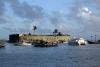 Das Fort im Hafen