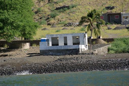 Waschhaus in Tarafal/Sao Nicolao