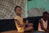 Palmeira Mädchen bei Arminda