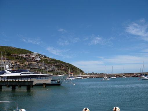 Piriapolis Hafen