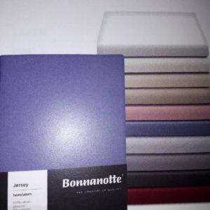 Hoeslakens Jersey Bonnanotte