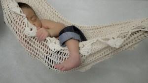 tips om beter te slapen - slapende baby