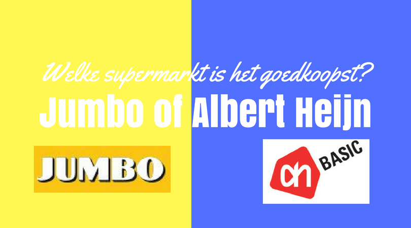 Jumbo of Albert Heijn