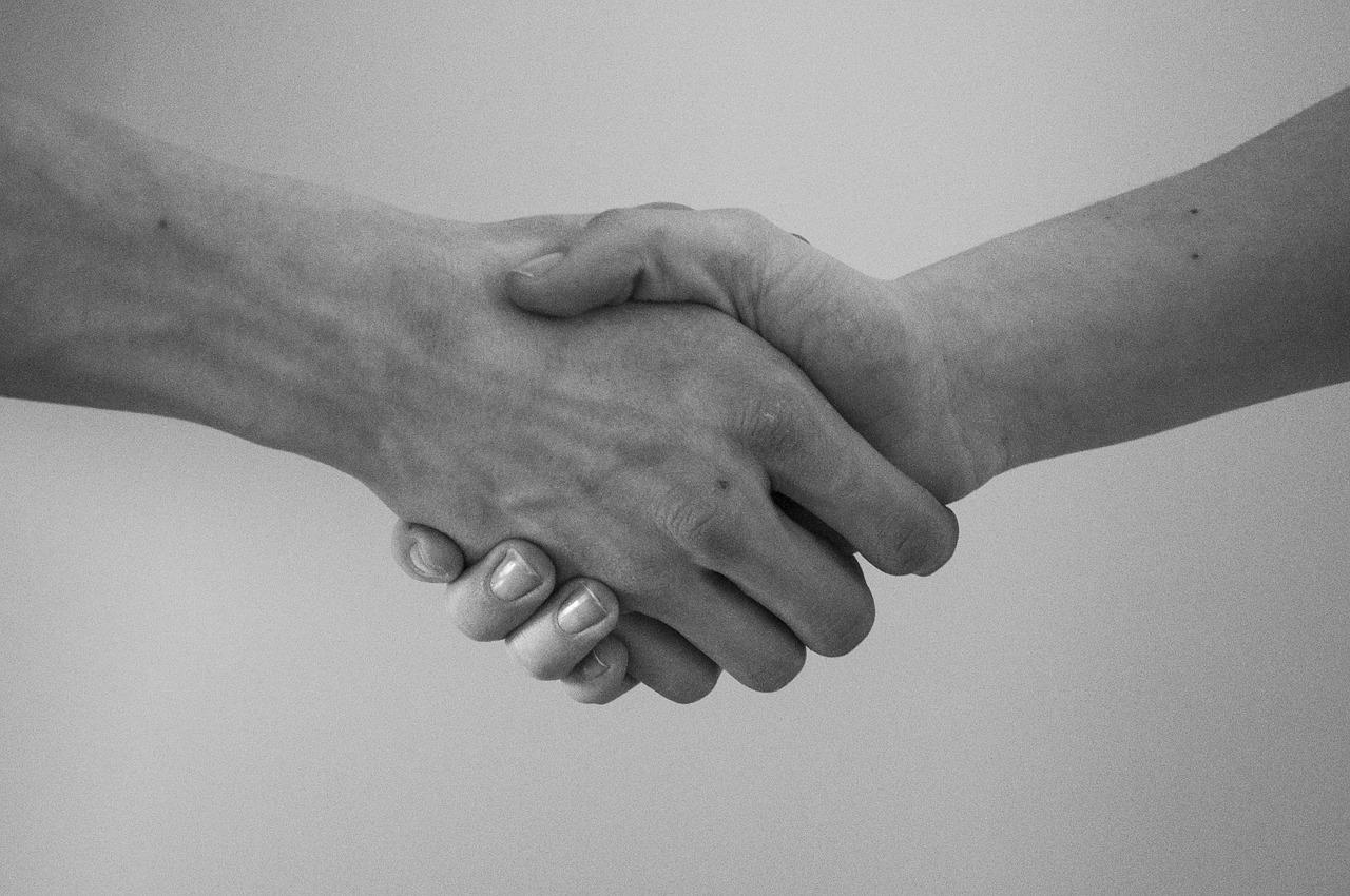 hoe onderhandel je succesvol