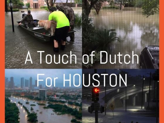A Touch of Dutch for Houston