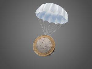 parachute met 1 euro - Waarom 1 euro het verschil kan maken