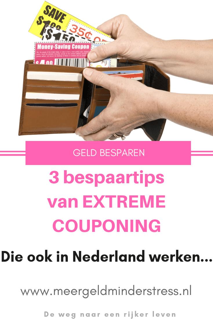 Extreme couponing? Dat doe je zo... Handige bespaartips van de experts #extremecouponing #coupon #geldbesparen