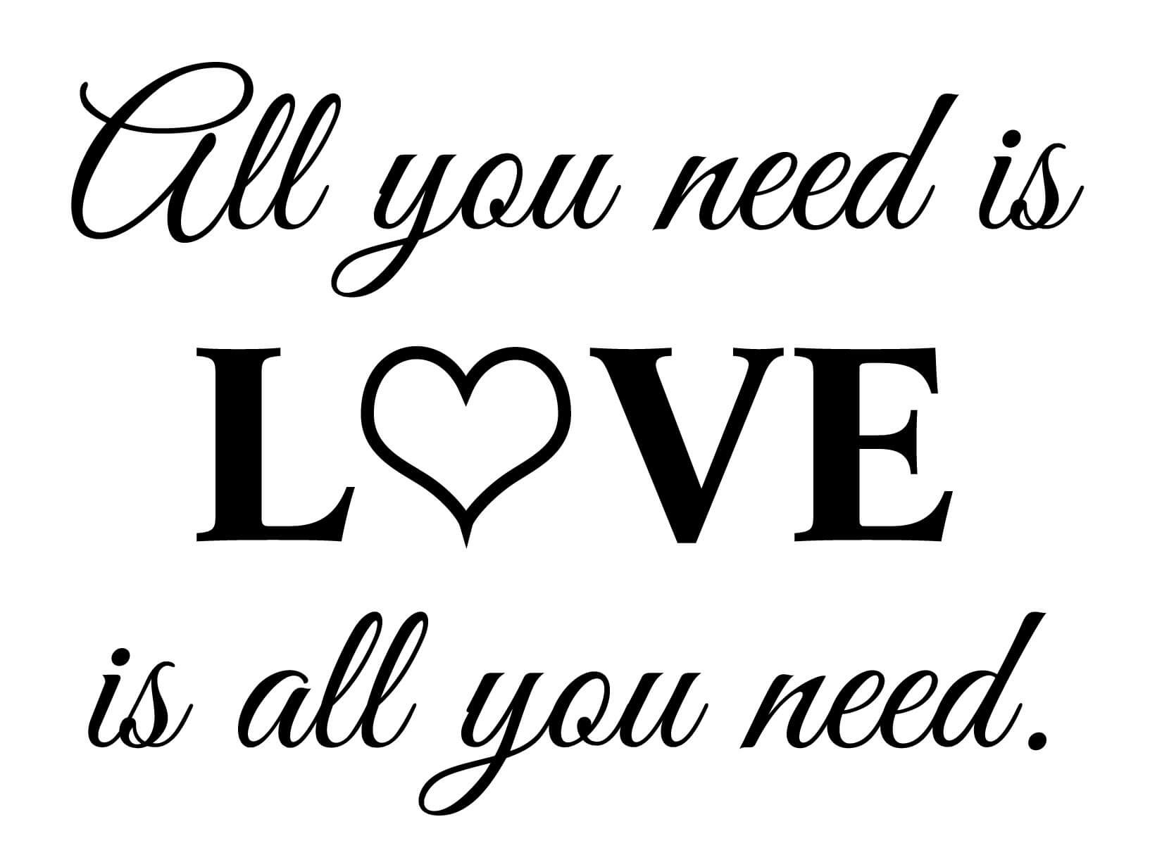 Love F X