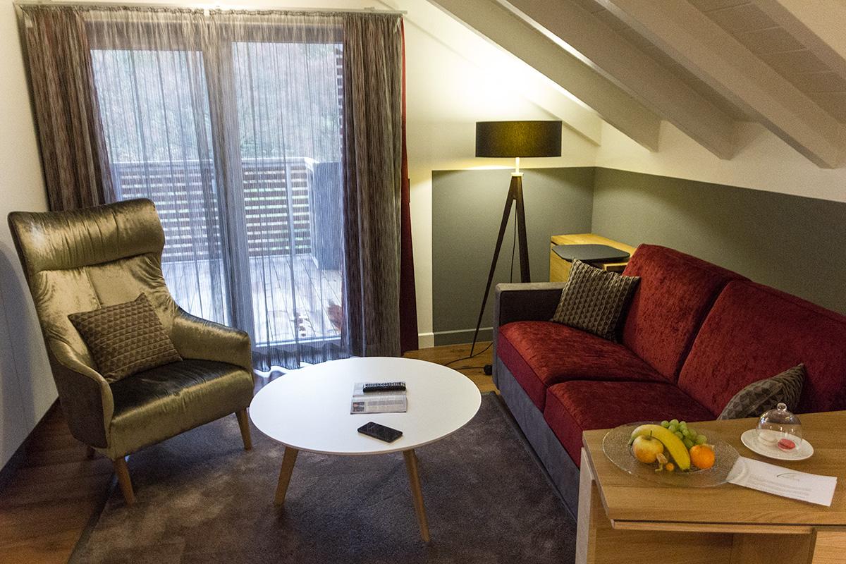 Weekendje weg in Romantik Hotel Landschloss Fasanerie 4