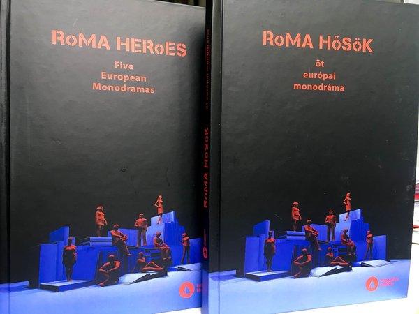 Megjelent az első roma drámakötet